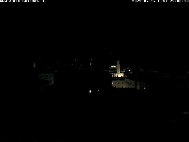 Webcam Ascoli Piceno - Vista sul Monte Ascensione Live webcamera